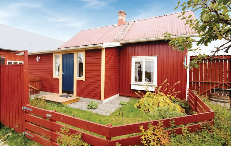 Holiday cottage with 1 room on 35 m² in Larv