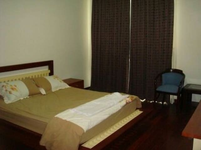 Phu Tho Garden apartment for rent and stay