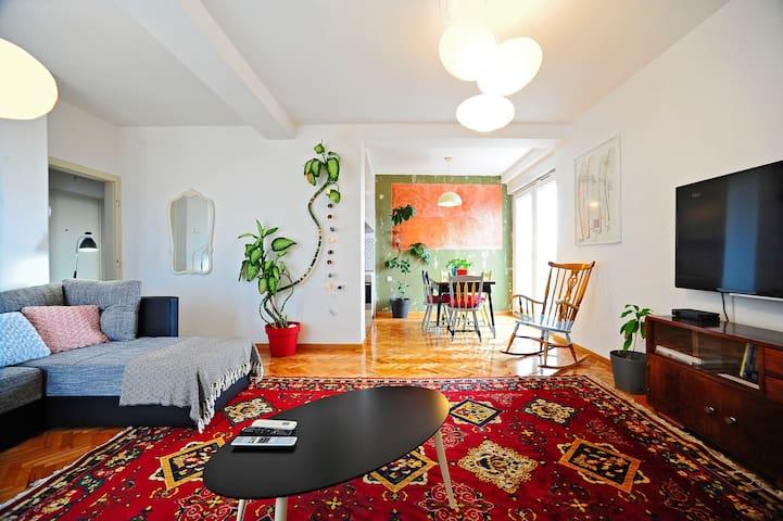 The center of Split: Apartment Ema
