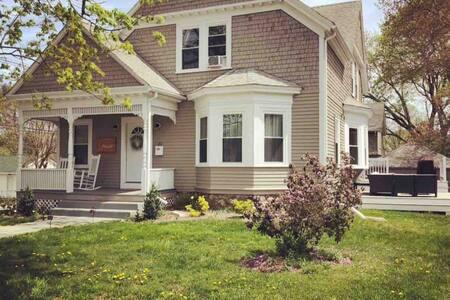 The Old Colony House -Victorian Near Cape & Boston