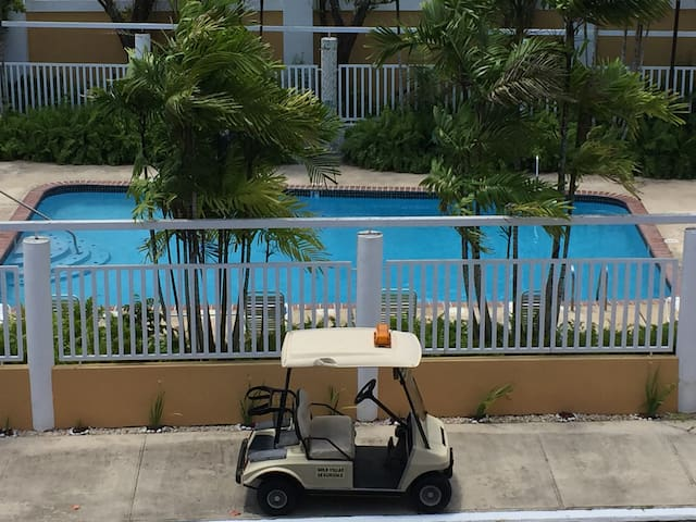 PENTHOUSE FULLY  FURNISHED, OPEN TERRACE, 2 PKG'S - Dorado - Lejlighed