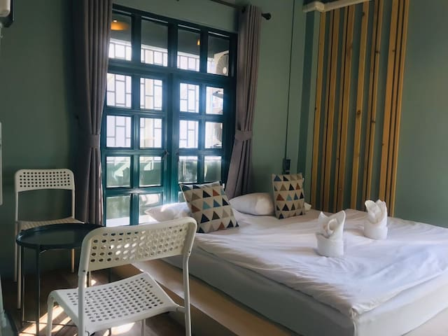 Busket Hostel:Private Double Bed Room