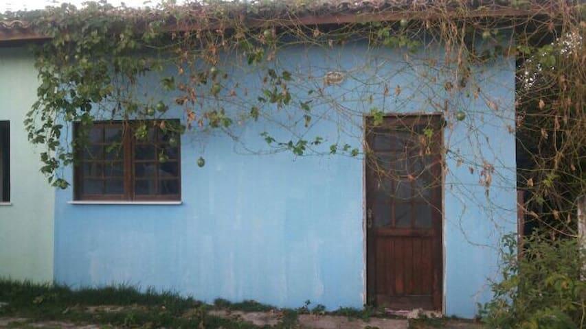 Casa na praia de Jauá