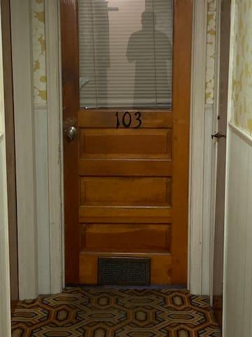 2 Bedroom Apartment #103