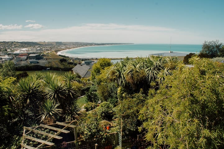 Avon View Retreat - 2 Bdrm Apartment - Oamaru - Apartemen
