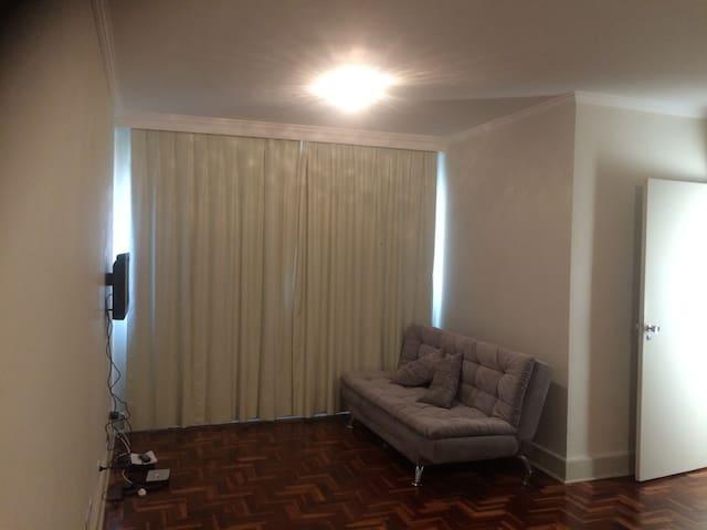 Apartamento prox Aeroporto Congonhas e Sp Expo .