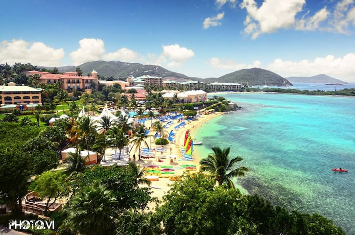 Ritz-Carlton Club, St. Thomas, U.S. Virgin Islands - East End - Wohnung