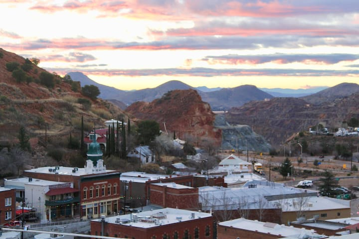 Bisbee View Home