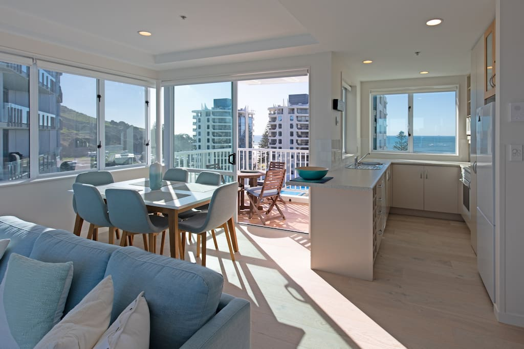 Spectacular Views from  Dining Area