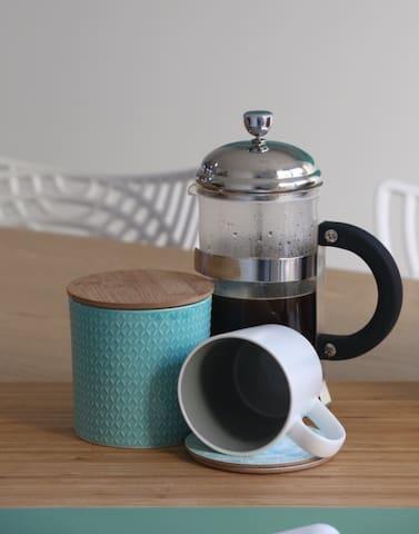Coffee Provided