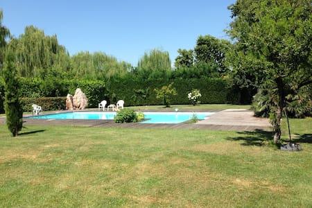 Casa con piscina a 5 min dal centro - Padova