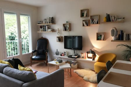 Chambre privée à 10min de Paris - Maisons-Alfort