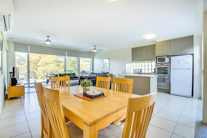 The Park Penthouse Jervis Bay