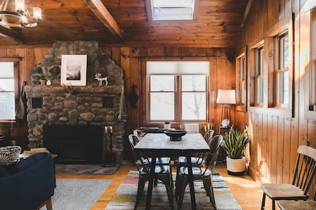 Cozy Creekside Cabin in the Catskills