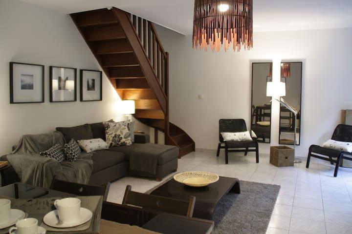 duplex neuf 4 pièces Deauville - Saint-Arnoult - Wohnung