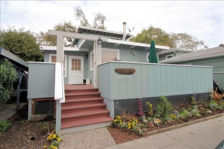 Sweet home in the heart of Rio Del Mar