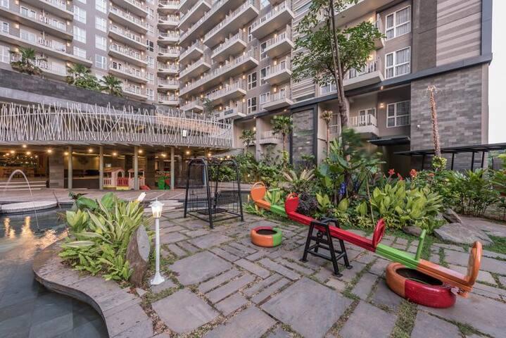Sewa Apartemen Premium Grande Valore Jababeka