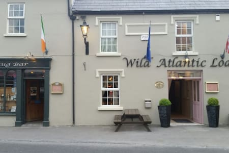 The Wild Atlantic Lodge - Ballyvaughan - Bed & Breakfast