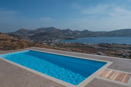 Villa Blue Line Syros - Finikas