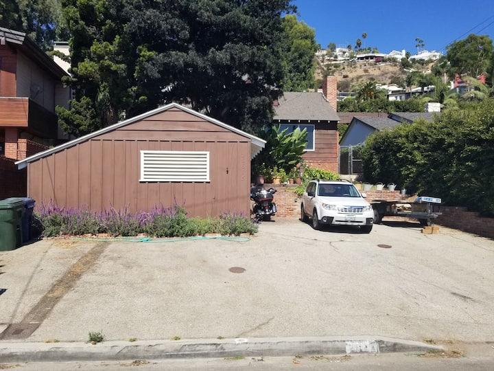 Grandma's cozy California cottage