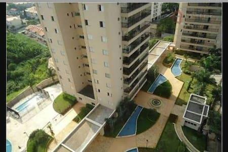 Apartamento aconchegante alto nivel - เซาเปาโล