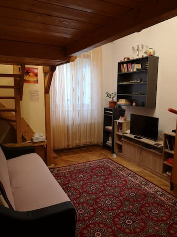 Apartament Independentei Fundație