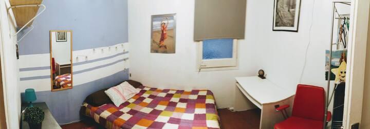 Habitación en Sant Gervasi-Sarrià