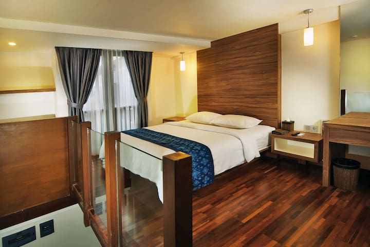 50. Great Value-Seminyak Loft Room-Up to 50% off !