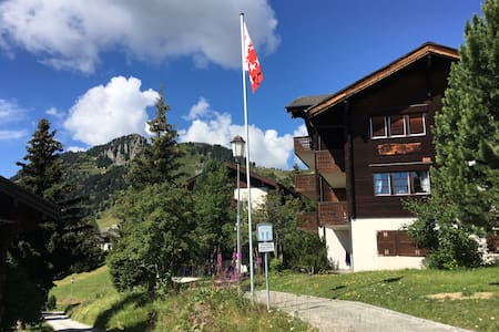 Beautiful flat in Riederalp - Riederalp - Apartamento
