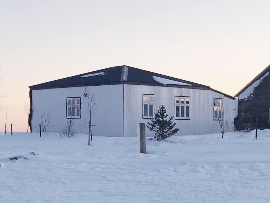 Gamla húsið guesthouse