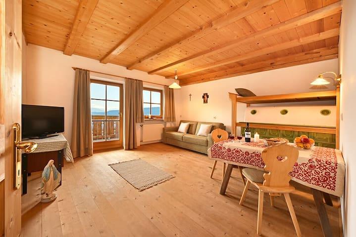 Ferienwohnung Fichte am Obererhof - Brixen