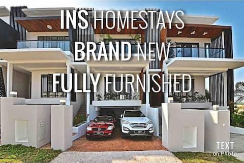 ins Homestays Ipoh❤3-STY Garage Basement❤11pax