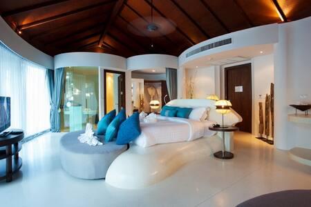 Green Villa on Khao Lak! - Takua Pa District - วิลล่า