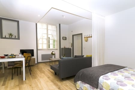 Appartement près de tout, Bayonne historique