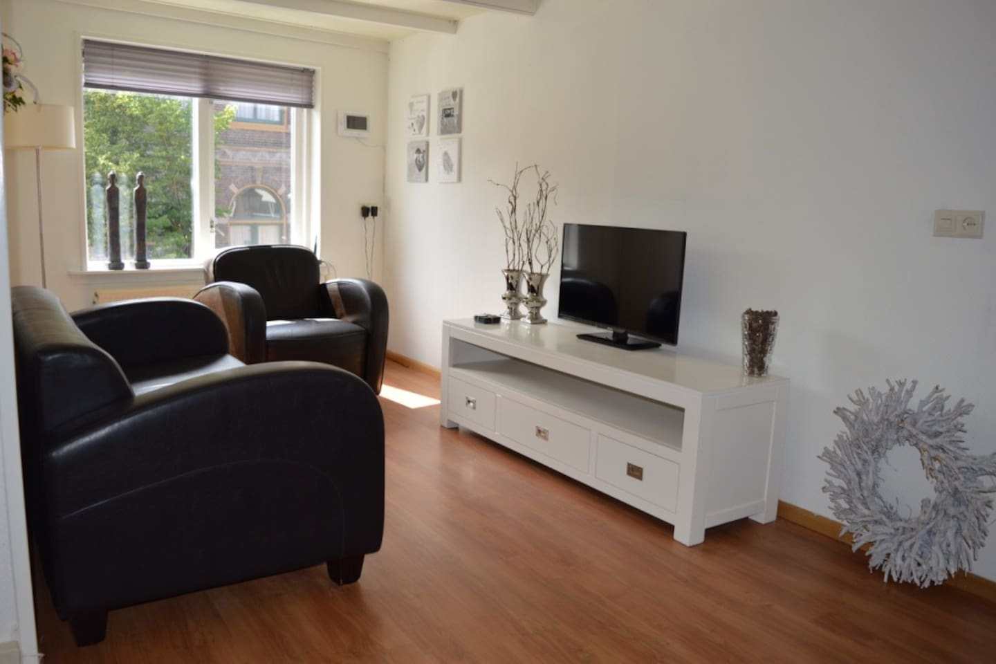 Complete house in the city center of Hoorn, close to Amsterdam