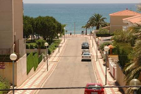 Apartment in front of the sea! - Cambrils - Lejlighed