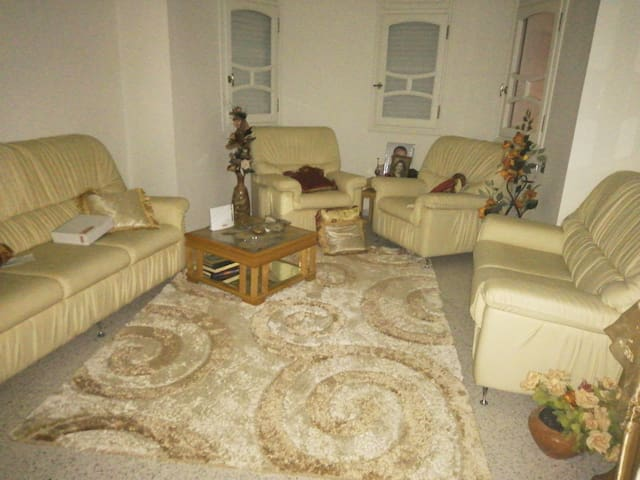 The perfect house for a percfect stay in Sfax