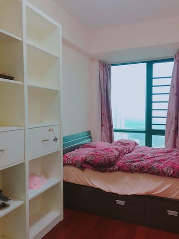 Charming room in Shen Zhen Fu Tian - Шэньчжэнь