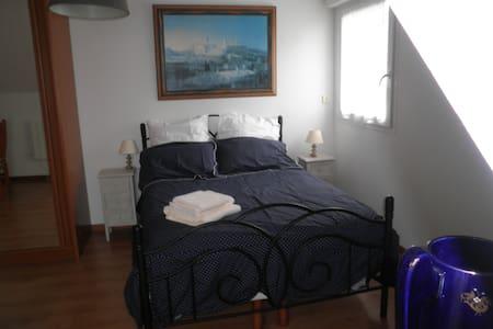 l'Etoile chambre chez l'habitant - saint aubin - Casa