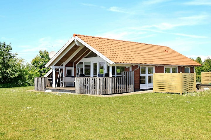Attractive Holiday Home in Sydals Denmark with Terrace
