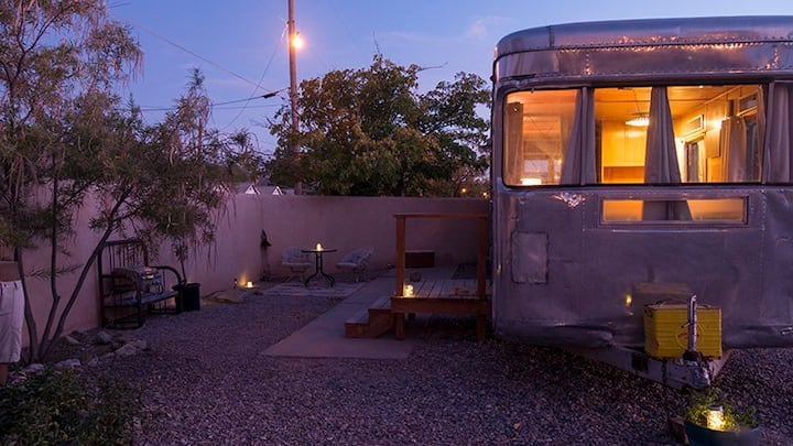 Glamping & Hot Springs Dream in Silvia the Spartan