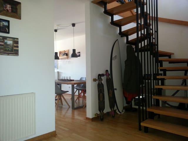 Tolle Maisonette Wohnung Zentral - Göttingen - Lägenhet
