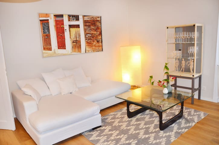 modern 3-room Apartment close to FRA Airport/City - Neu-Isenburg