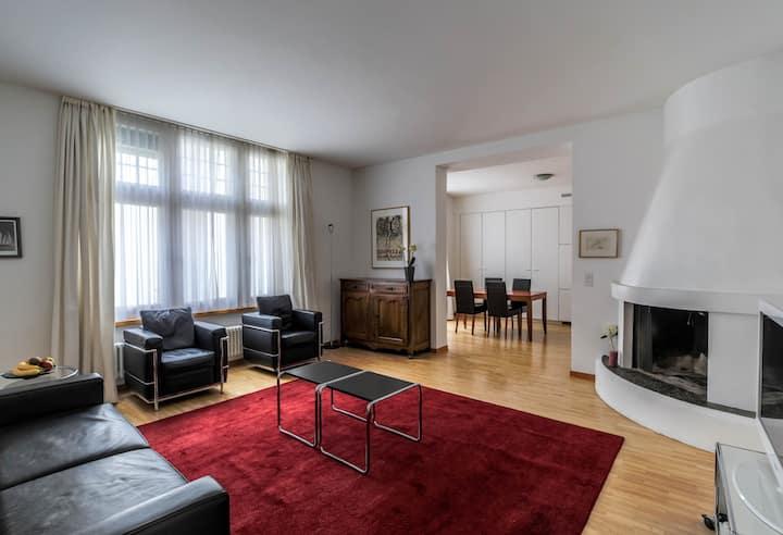 Nice 1BR apartment near lake (FB6)