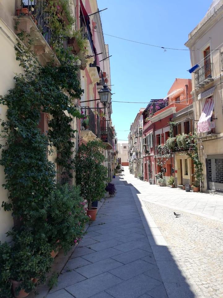 BubiBì, raffinato appartamento a Cagliari