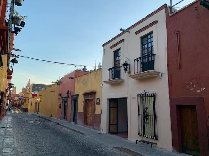 Loft entero en el Corazón de San Miguel de Allende