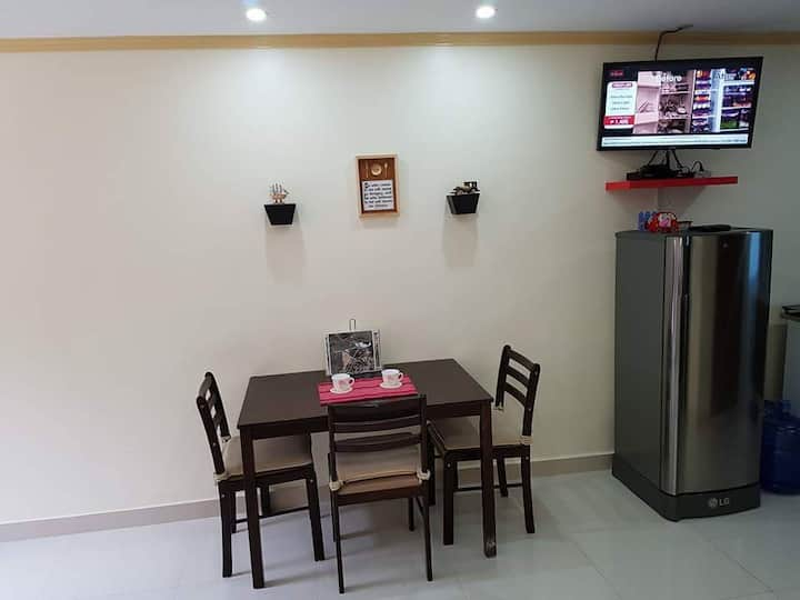 2BR, 2CR Fully Furnished house