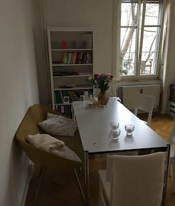 Privat apartment near to Messe during Basel World - Basilea