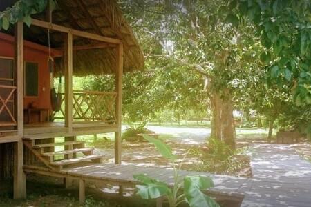 Rancho San Román Cabaña Palafitos 4 personas