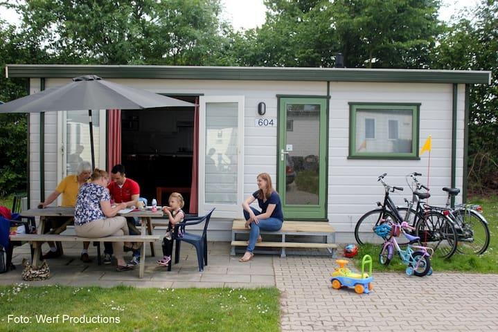 Chalet te huur in Groesbeek - Groesbeek - Faház